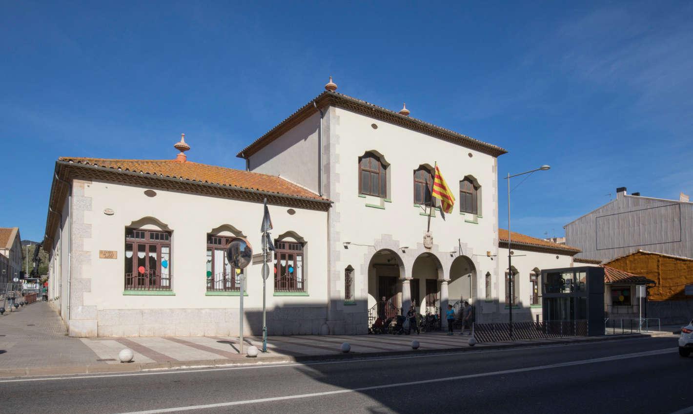 Biblioteca Popular Costa i Fornaguera de Calella