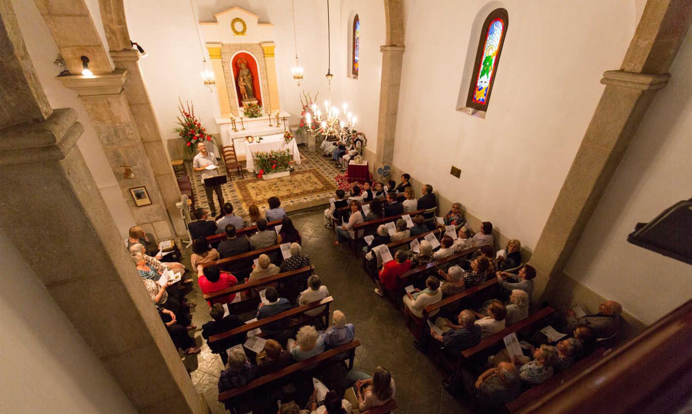 Missa a la capella de Sant Quirze i Santa Julita