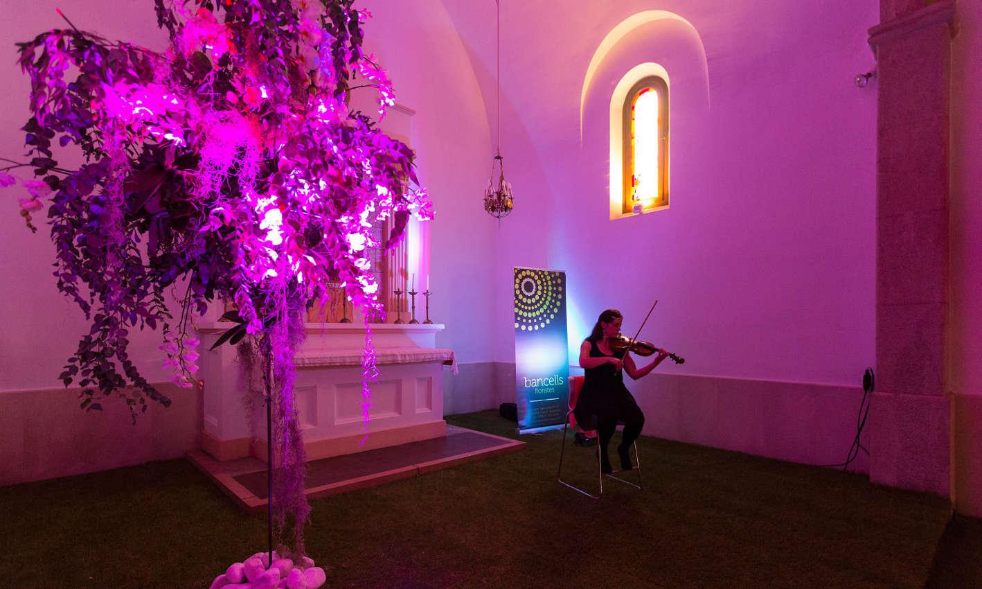 Concert a la capella de Sant Quirze i Santa Julita