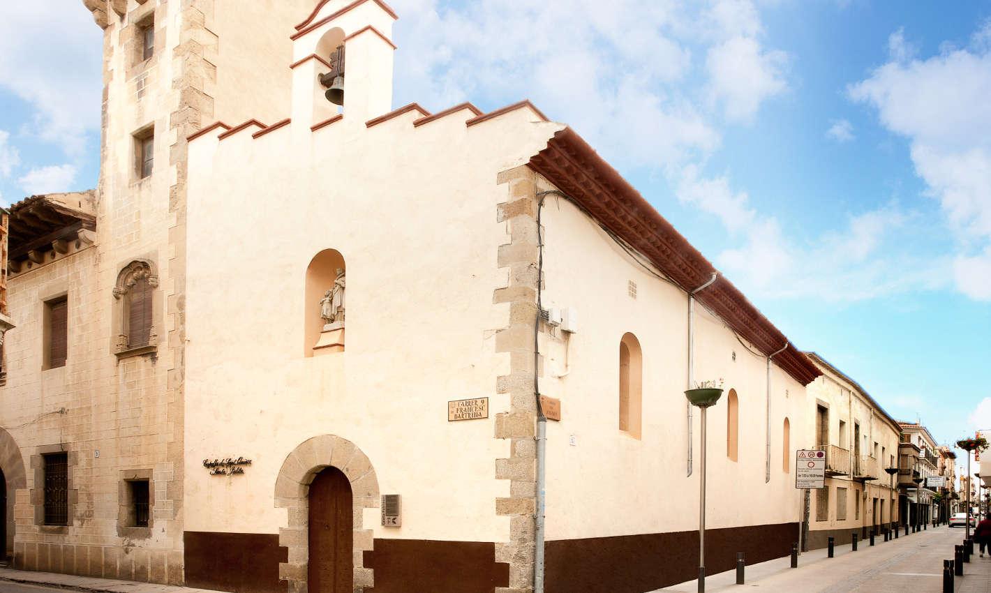 Capella de Sant Quirze i Santa Julita