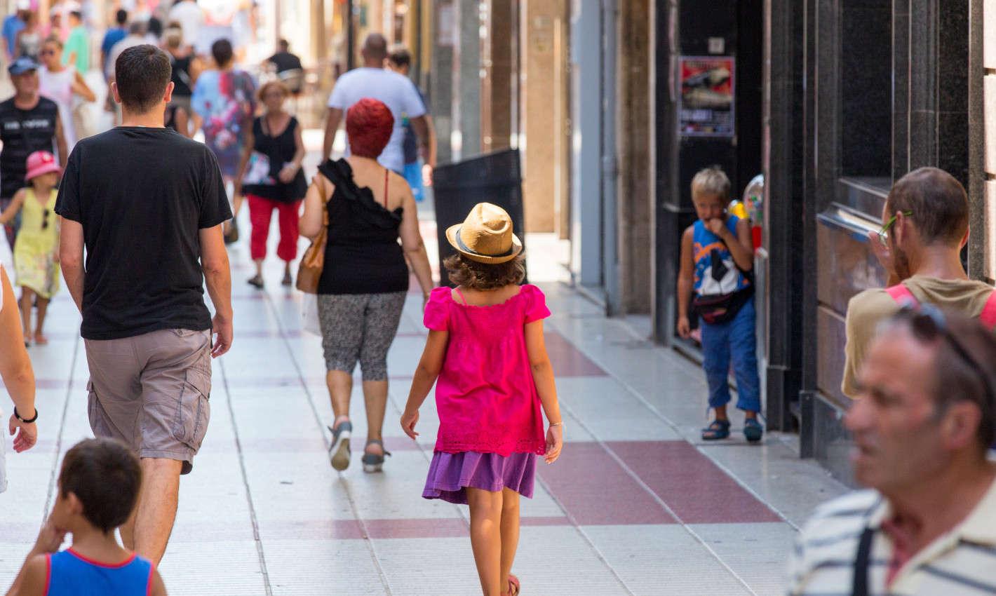 De passeig per Calella