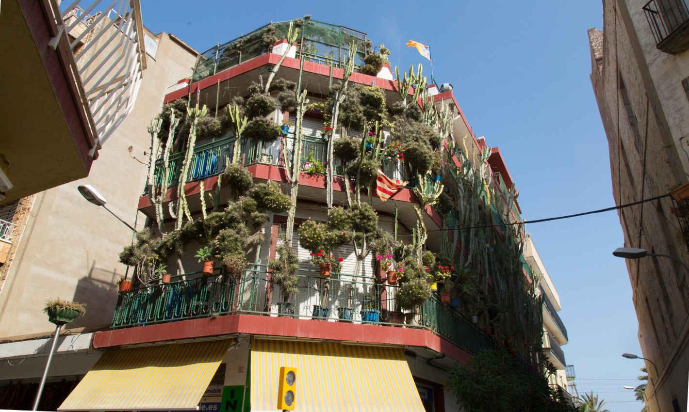 Casa dels Cactus de Calella