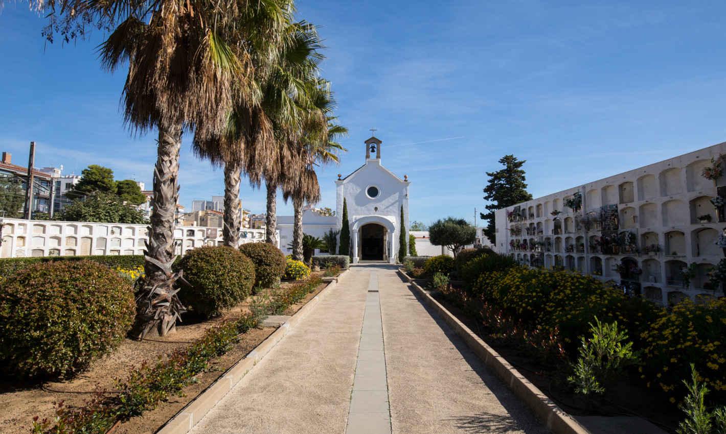 Capella del Cementiri Vell de Calella