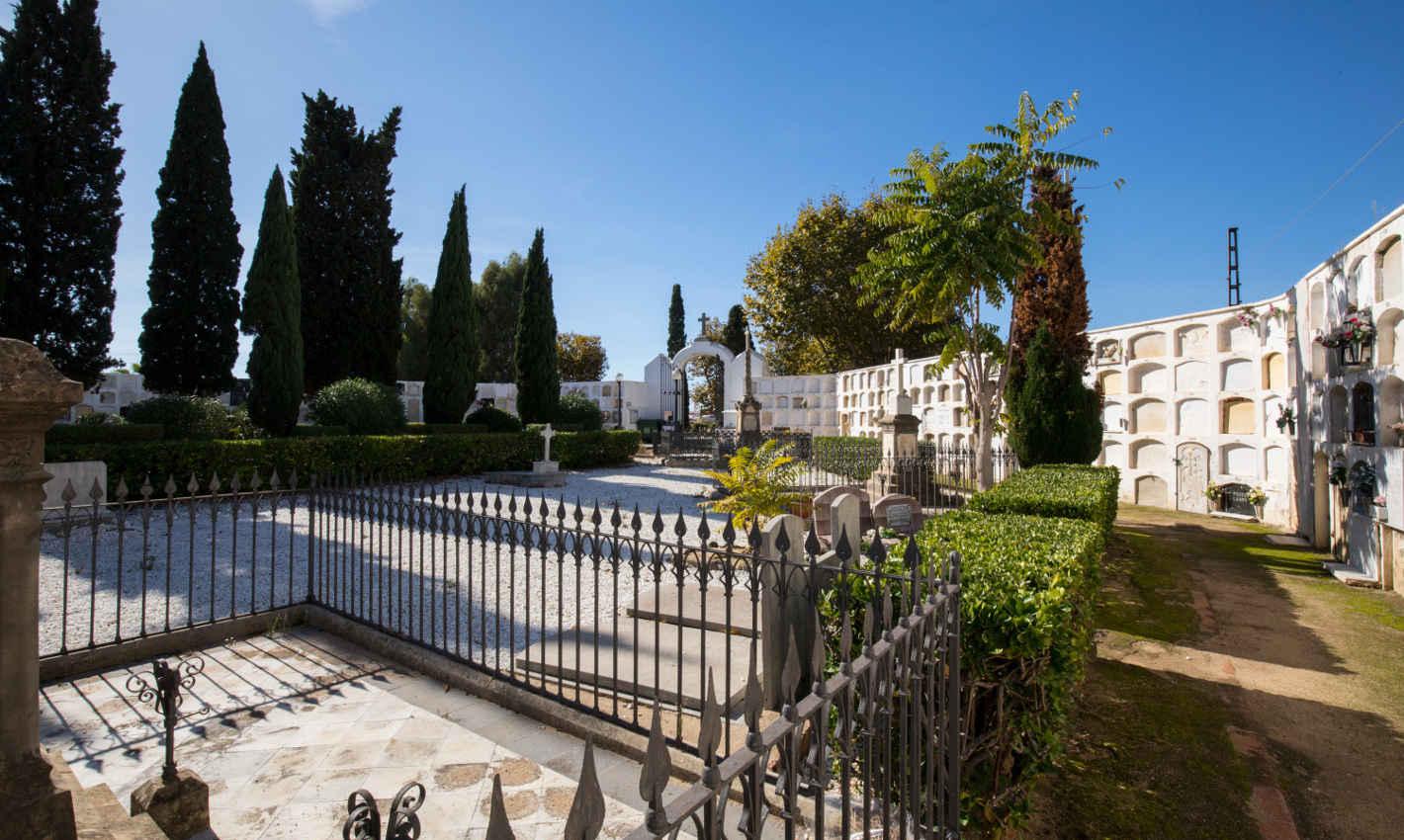 Jardins al Cementiri Vell de Calella