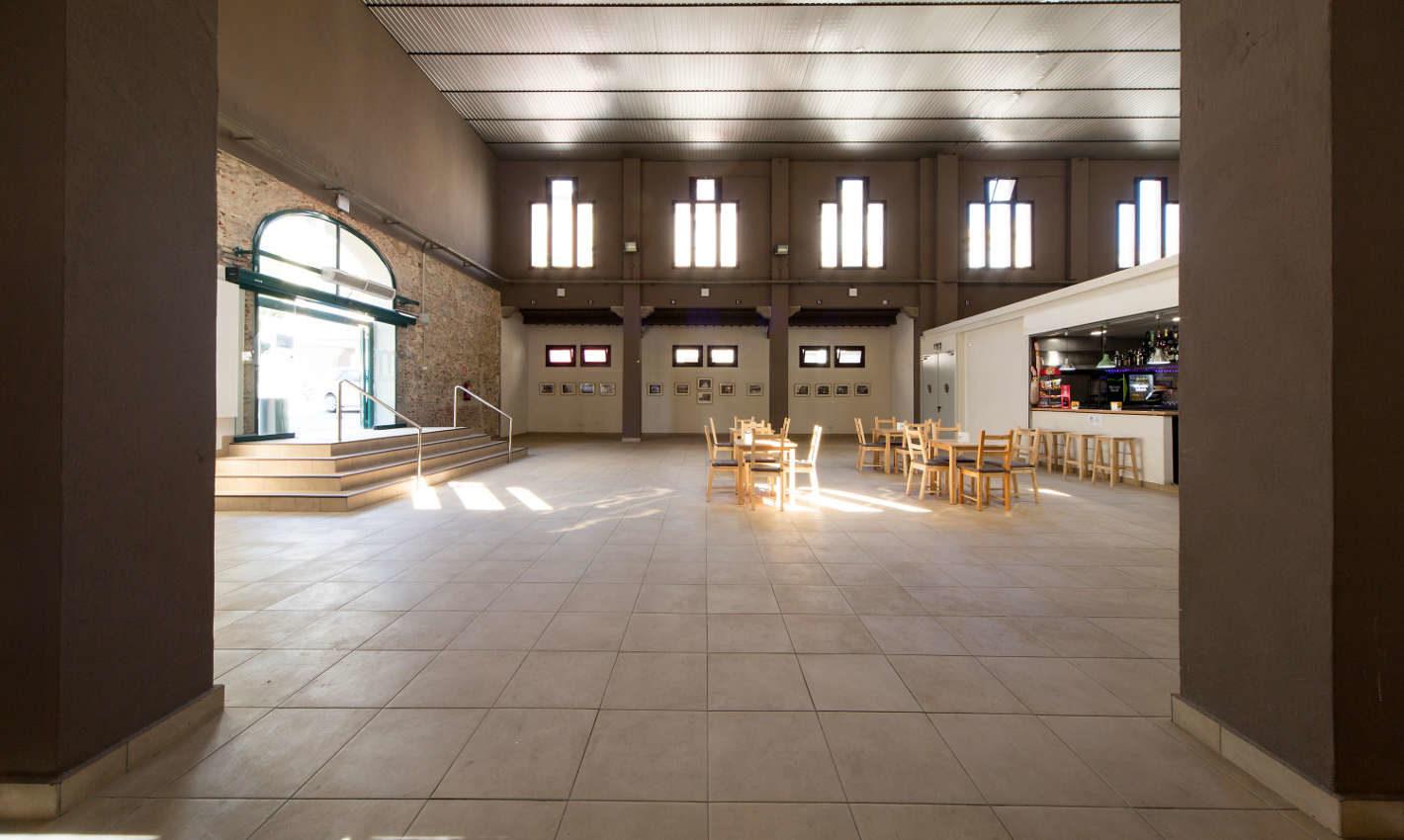 Sala Polivalent Espai Mercat de Calella