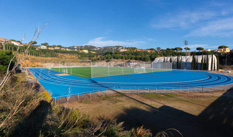 Zona esportiva La Muntanyeta