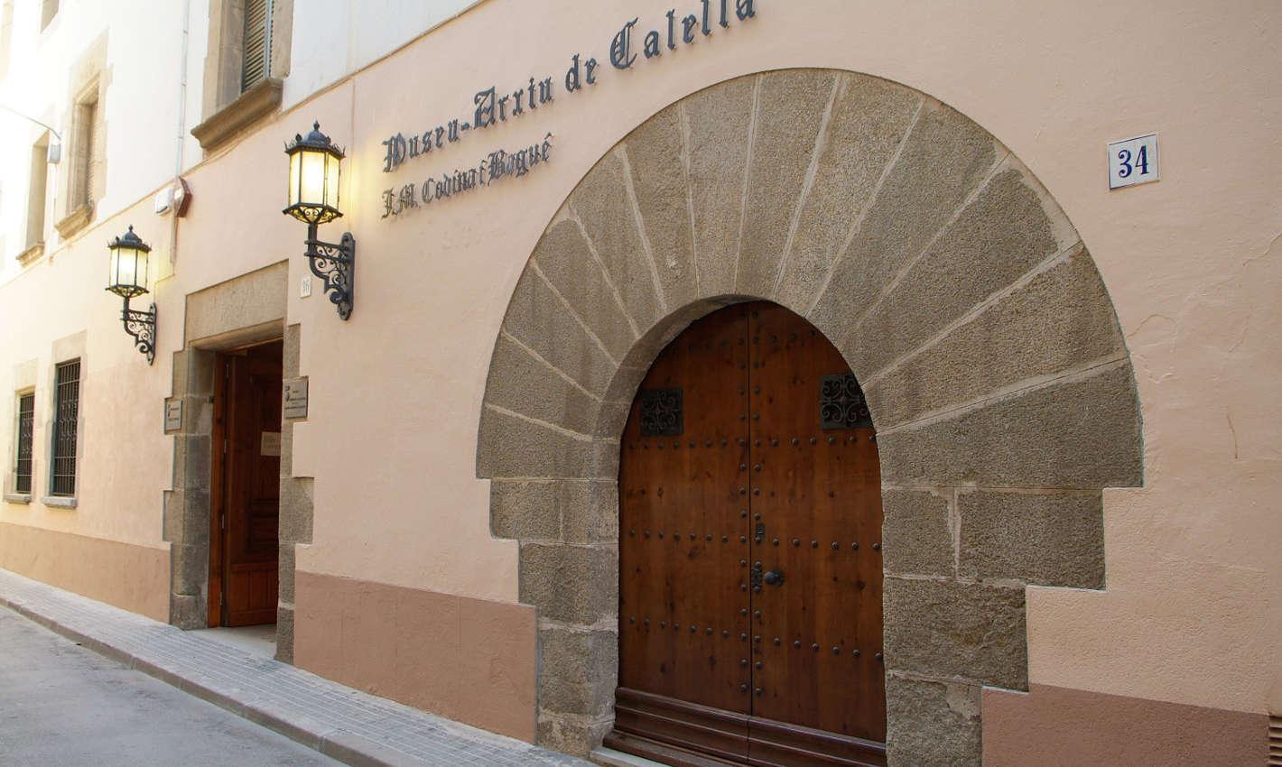Museu Arxiu Municipal Josep Maria Codina i Bagué