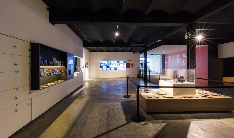 Vestíbul del Museu de Turisme Calella
