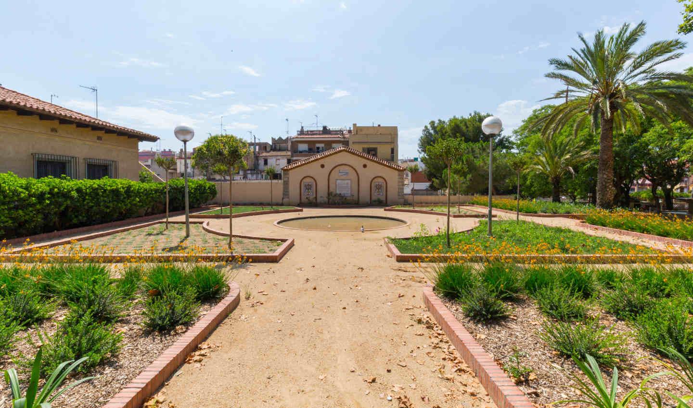 Jardins del Parc Dalmau Calella