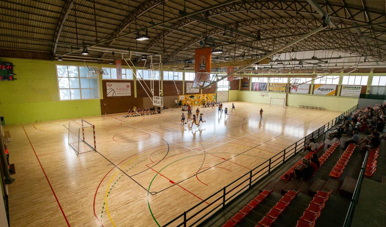Pavelló esportiu Parc Dalmau