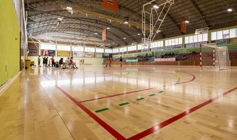 Pavelló municipa d'esports de Calella