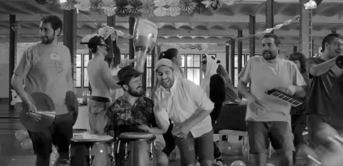 Videoclip Ballem el món d'El Senyor Peix