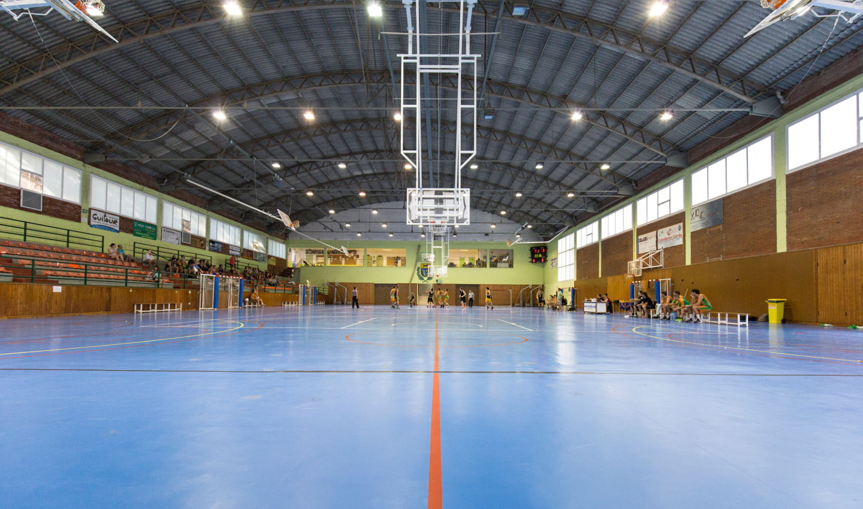 Pavelló municipal d'Esports Parc Dalmau