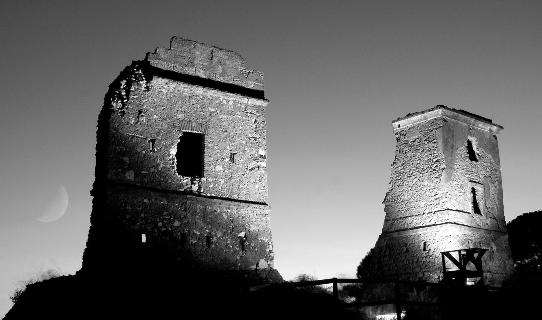 Les Torretes Calella ciutat plató