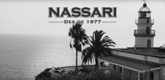 Anunci de la campanya Nassari a Calella