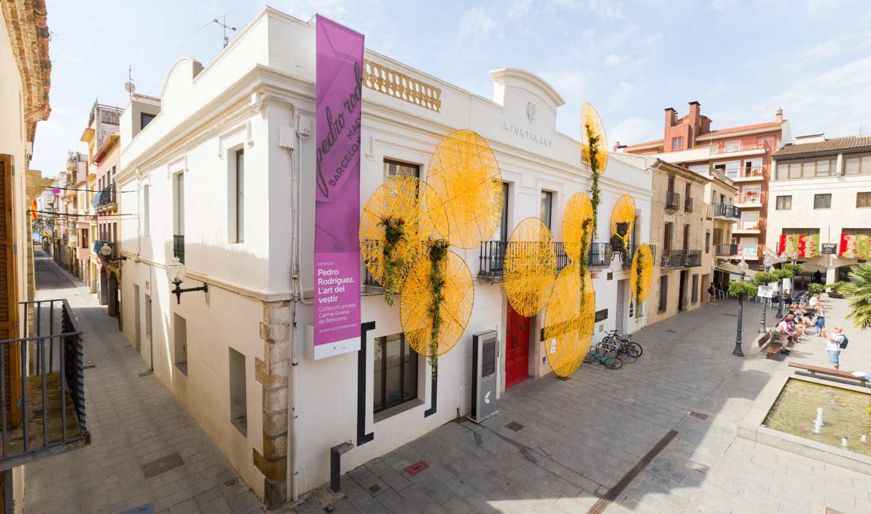 Edifici de l'Ajuntament Vell de Calella