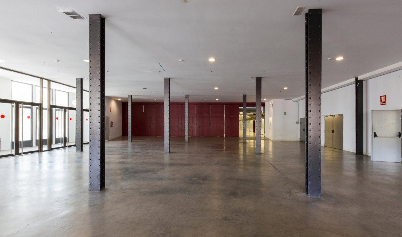 Sala d'actes Fàbrica Llobet-Guri