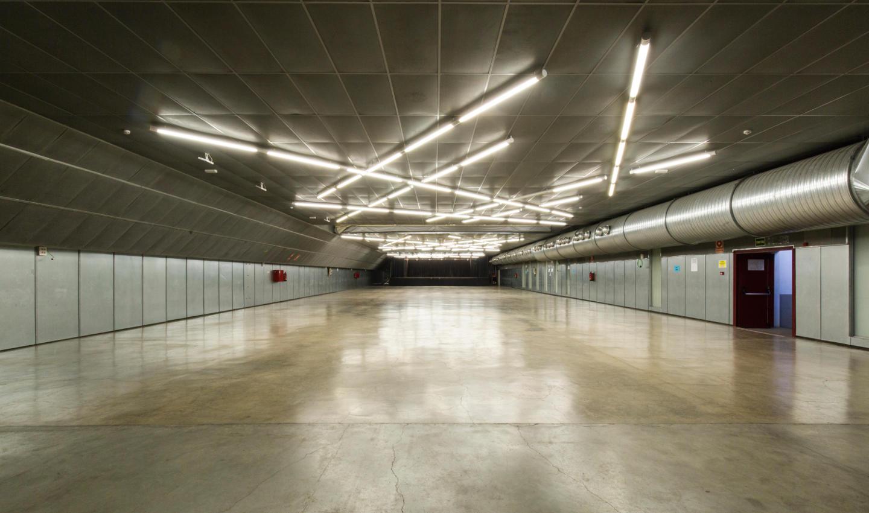 Sala polivalent Fàbrica Llobet-Guri