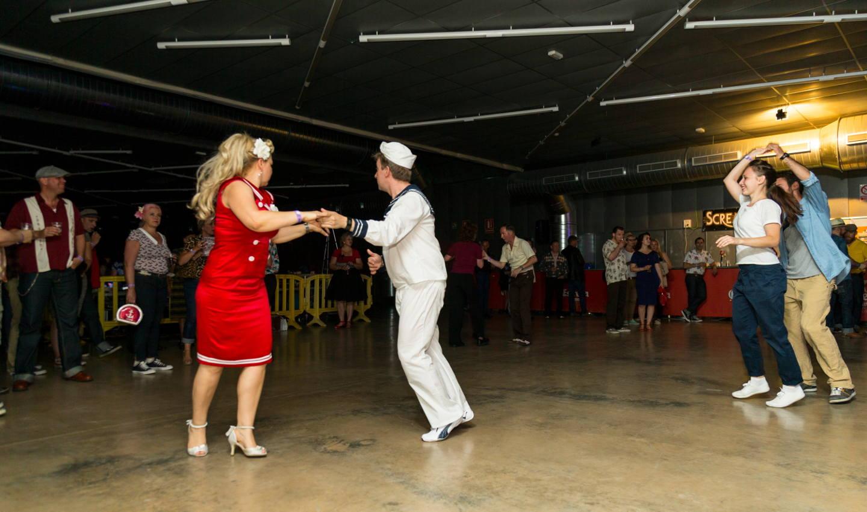 Festivals musicals a la Fàbrica Llobet-Guri