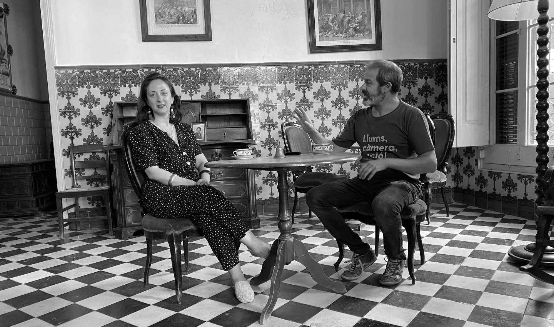 Marta Bazaco i Juli Fàbregas